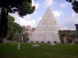 Pyramid of Caius Cestius - Rome