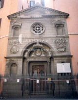 Church of Saint Ivo of the Bretones - Rome