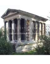 Temple of Portunus - Rome